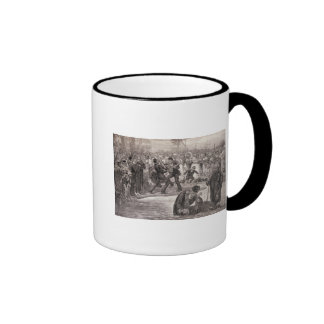 Negro Baptism in the United States Coffee Mugs