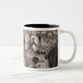 Negro Baptism in the United States Mugs