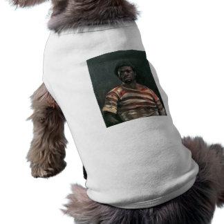 Negro Othello by Lovis Corinth Sleeveless Dog Shirt