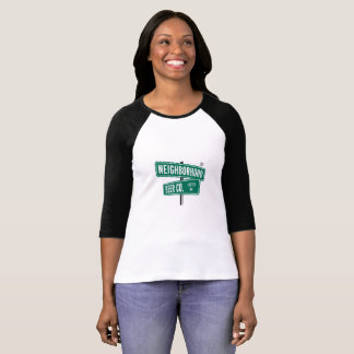 Neighborhood Beer Co. Women's Baseball Shirt