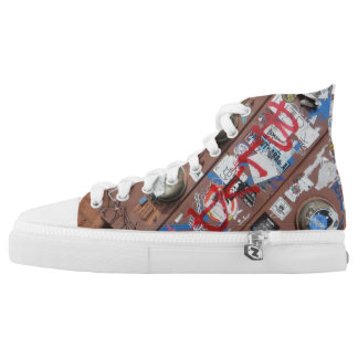 Neighborhood Expressions Printed Shoes