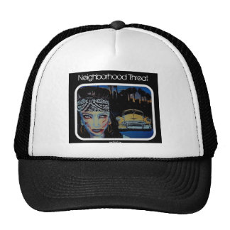 'Neighborhood Threat' Trucker  Hat