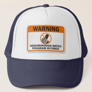 neighborhood watch hat