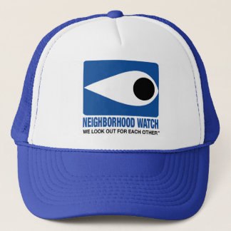 NEIGHBORHOOD WATCH TRUCKER HAT