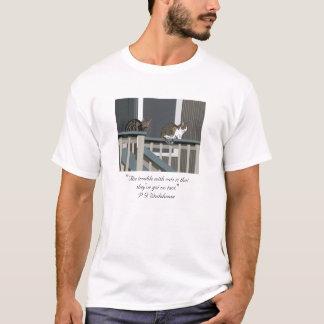 Neighbors (Wodehouse) T-Shirt