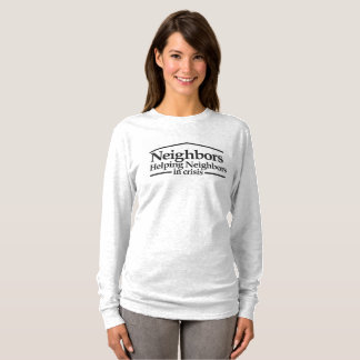 """Neighbors"" Women's Long Sleeve T T-Shirt"
