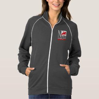 NEIHC Women's Fleece Track Jacket