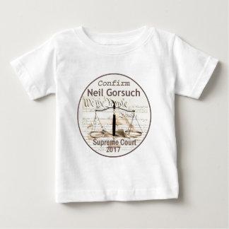 Neil GORSUCH Supreme Court Baby T-Shirt