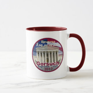 Neil GORSUCH Supreme Court Mug