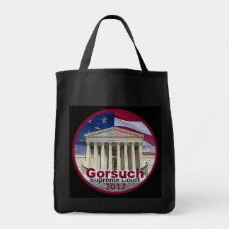 Neil GORSUCH Supreme Court Tote Bag