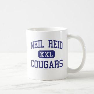 Neil Reid - Cougars - High - Clinton Township Coffee Mug