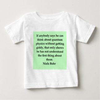 neils bohr quotation t-shirt