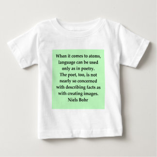 neils bohr quotation tees