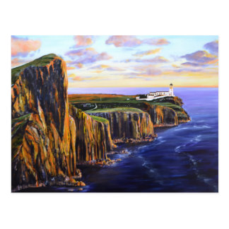 Neist Point - Isle of Skye Postcard