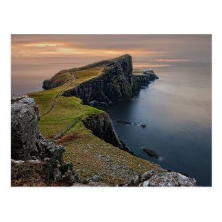 Neist Point, Isle of Skye, Scotland Postcard