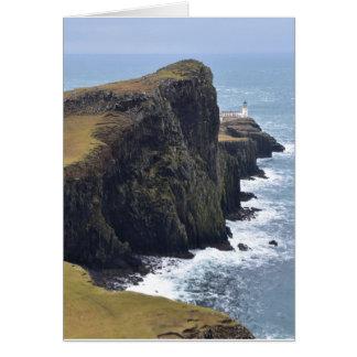 Neist Point Lighthouse Card