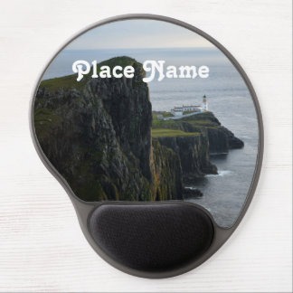 Neist Point Lighthouse Gel Mouse Pad