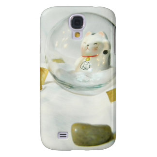 Neko Glass II Galaxy S4 Cover