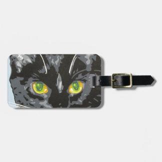 NEKO THE CAT BAG TAG