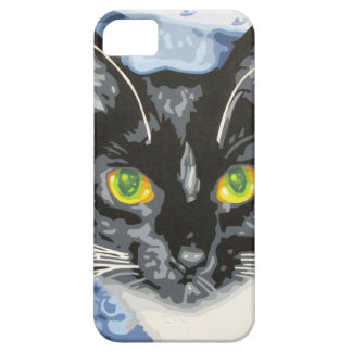 NEKO THE CAT BARELY THERE iPhone 5 CASE