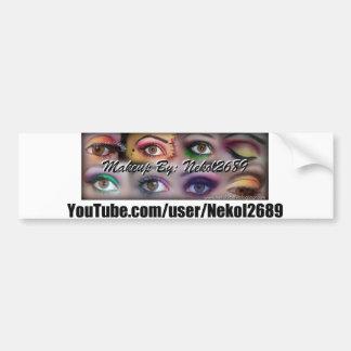 nekol2689 bumper sticker