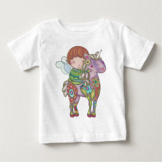 Nelf and its unicorn baby T-Shirt