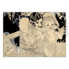 Nell Brinkley's Vivacious Young Flappers #17a Card