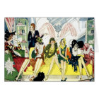 Nell Brinkley's Vivacious Young Flappers #9 Card