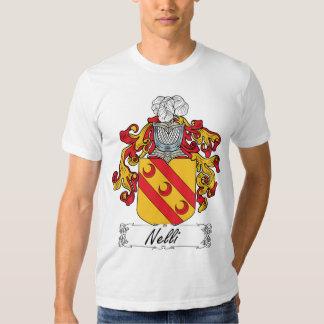 Nelli Family Crest Tshirt