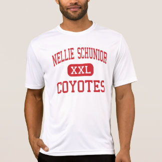 Nellie Schunior - Coyotes - Middle - La Joya Texas Shirts