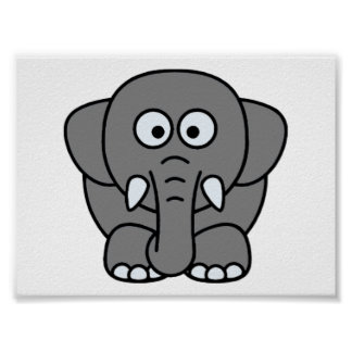 Nellie the Elephant Poster