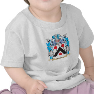Nellies Coat of Arms - Family Crest T-shirts