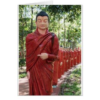 Nellikulama Temple of 500 Arahants, Sri Lanka Card