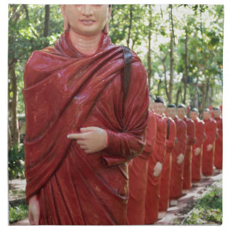 Nellikulama Temple of 500 Arahants, Sri Lanka Napkin