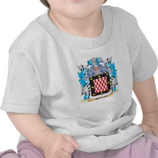 Nellis Coat of Arms - Family Crest Shirts