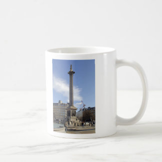 Nelson's Column London Mug