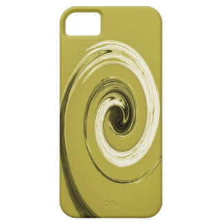 Nelsons Twirl in Yellow iPhone 5 Case