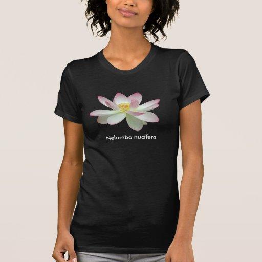 Nelumbo nucifera t-shirt