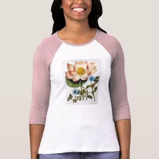 Nelumbo nuciferums t-shirts