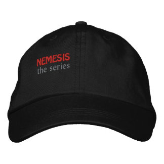 NEMESIS, the series Embroidered Hat
