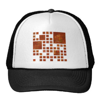 Nemissos V1 - painted squares Cap