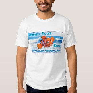 Nemo's Place Chat T-Shirt II