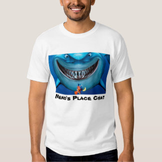 Nemo's Place Chat T-Shirt III