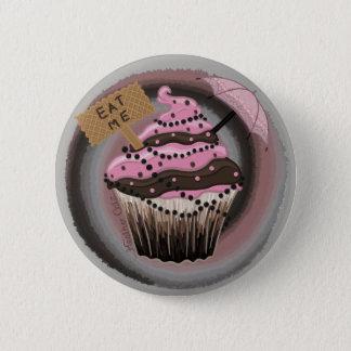 Neo Cupcake 6 Cm Round Badge