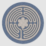 Neo Mediaeval Labyrinth Stickers