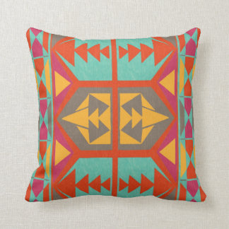 Neo Native Tribal Cushion