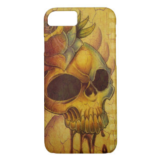 Neo-Traditional Skull - Iphone 8/7 Case