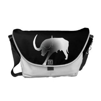 Neolithic Buffalo of Oran Messenger Bag