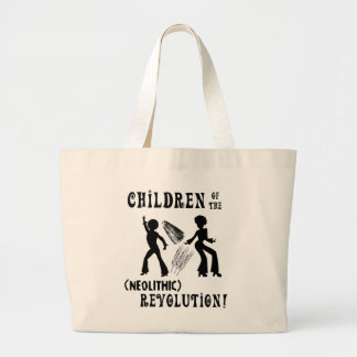 Neolithic Revolution Tote Bag
