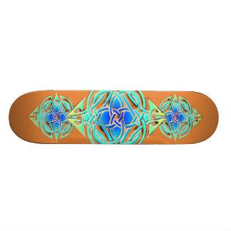 """Neomin"" seal II 19.7 Cm Skateboard Deck"